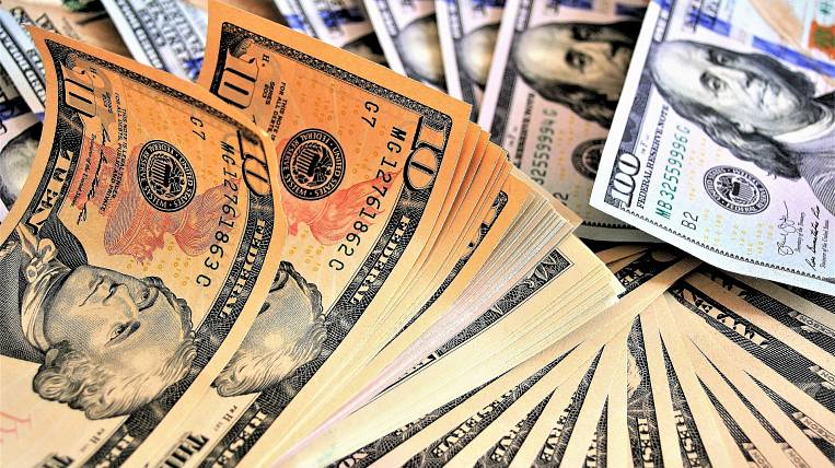 Central Bank: foreign currency deposits of Russians began to grow