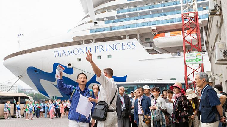 The flow of foreign tourists has grown in Primorye