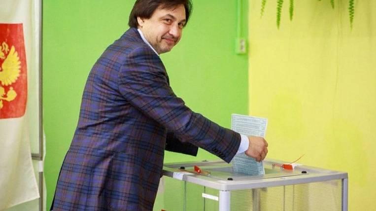 In Komsomolsk chose a new mayor