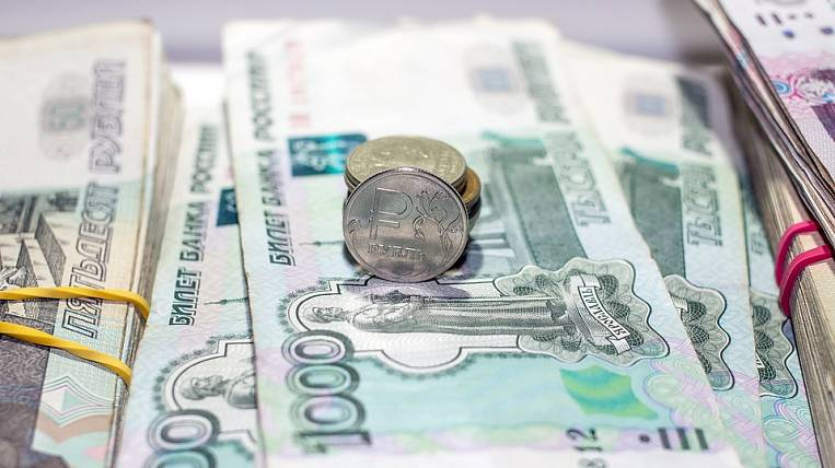 The average salary in the Amur region increased by 5,5%