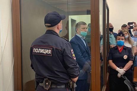 Sergei Furgal recovered from coronavirus