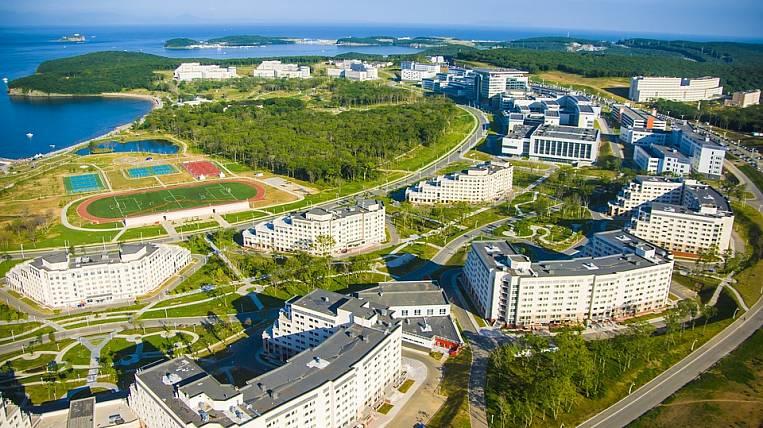 Far Eastern IT cluster will appear on Russky Island