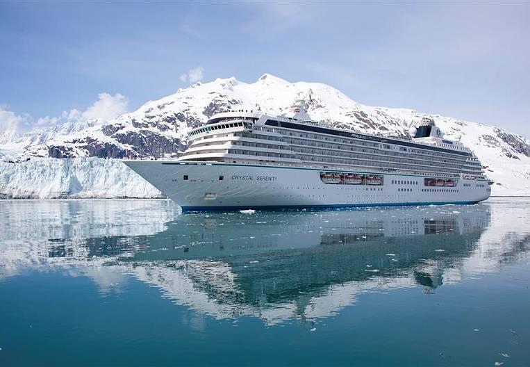 Mass Arctic tourist