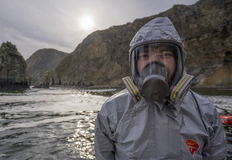 The dirty business of Kamchatka