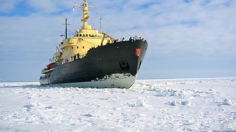 Business will help Rosatom build icebreakers for the Northern Sea Route