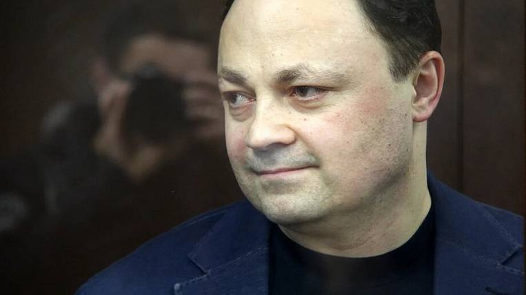 Ex-mayor of Vladivostok Pushkarev transferred to a colony