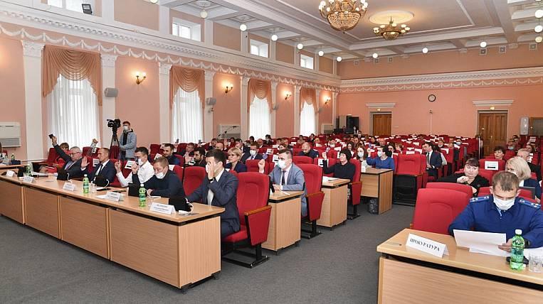 Budget spending on the social sphere increased in Khabarovsk