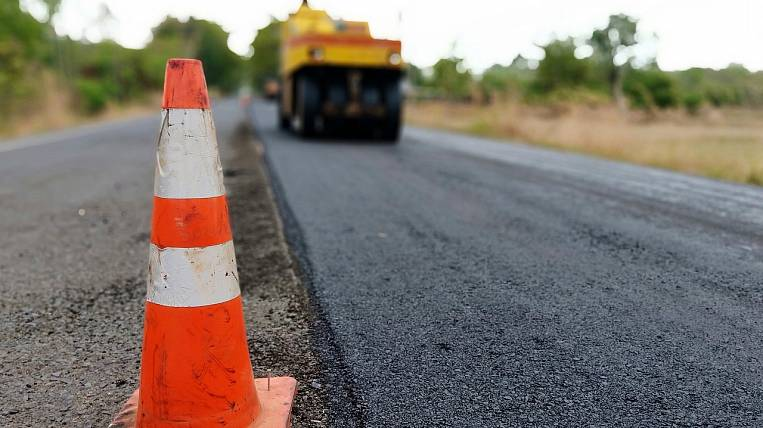 The street in the Blagoveshchensk district will be repaired according to the national project