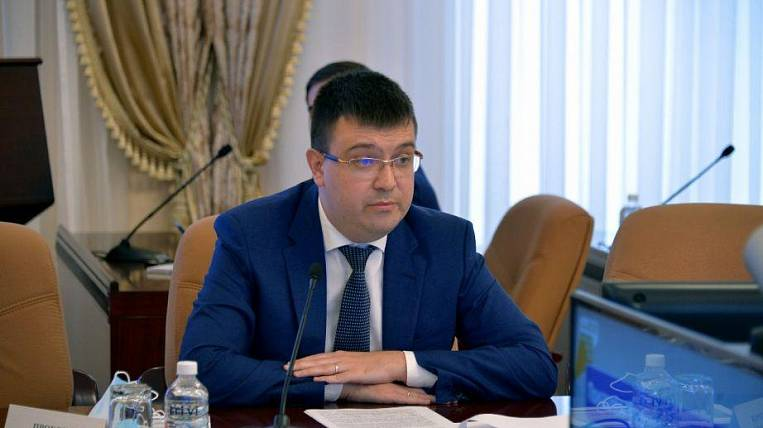 Head of the Ministry of Transport in the Khabarovsk Territory resigned