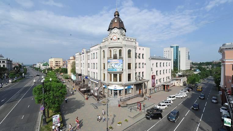 Industrial production has grown in Khabarovsk