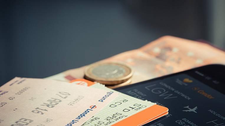 Flights cheaper on flights in Russia