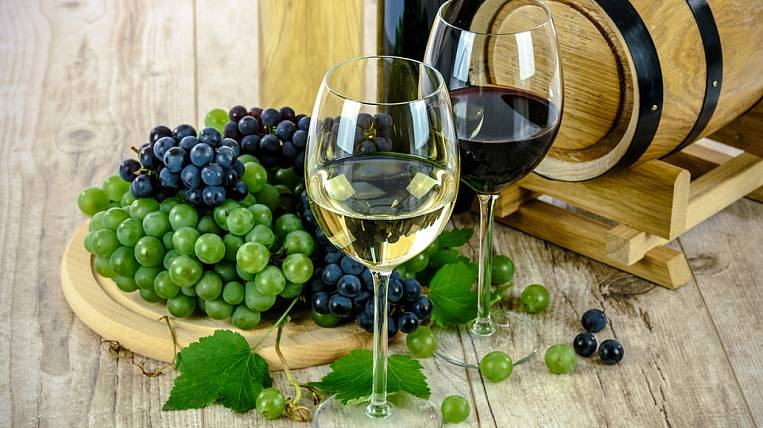 Wine in Russia can rise in price