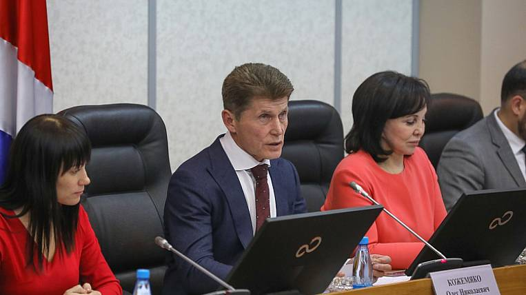 In Primorye, two new investment projects called priority