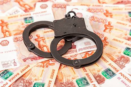 The head of the construction company was detained for embezzling money of equity holders in Khabarovsk