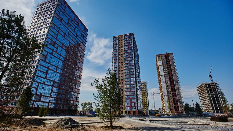 Most new buildings in Russia went up in the Amur region