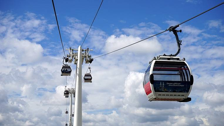 Cableway in Blagoveshchensk will receive customs infrastructure