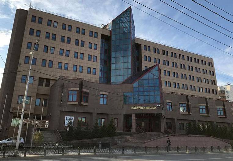 Hotels in Yakutsk waiting for an upgrade?