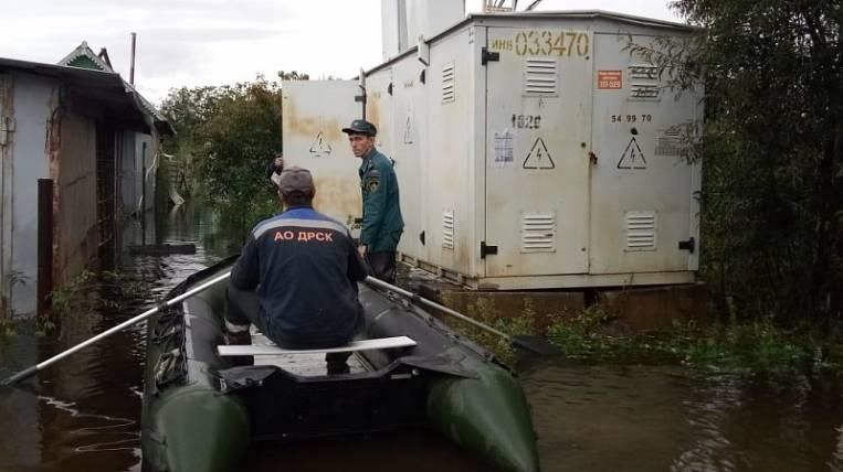 Flood floods 27 settlements of the Khabarovsk Territory