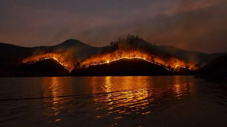 Fire hazard period in Irkutsk region will be introduced earlier than usual