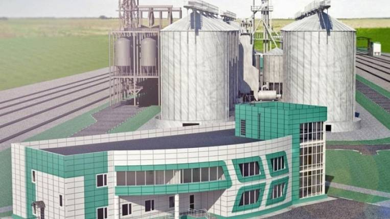 An investor from China will begin to build a grain terminal in Transbaikalia in March