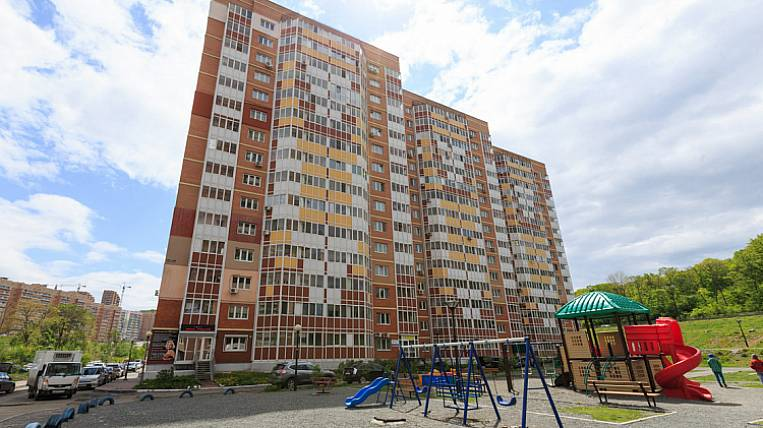 On the lands of the Ministry of Defense in Primorye will build social housing