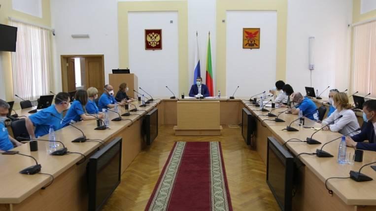 The second team of metropolitan doctors flew to Transbaikalia