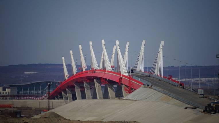 Bridge Blagoveshchensk - Heihe allowed to put into operation