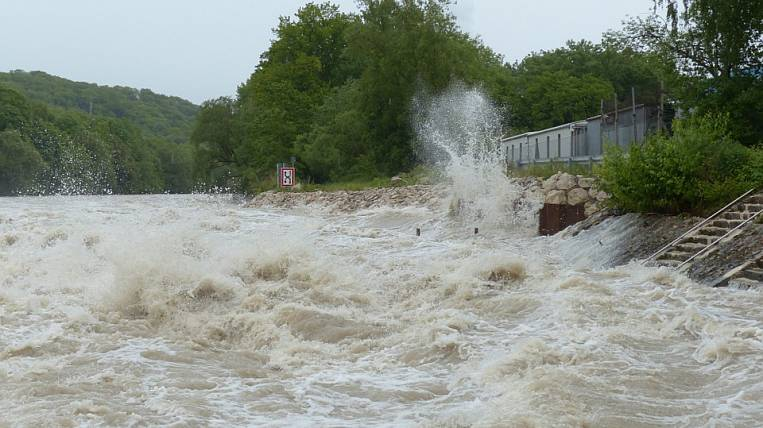 Flooding in the Far East is forecasted by the Ministry of Emergencies