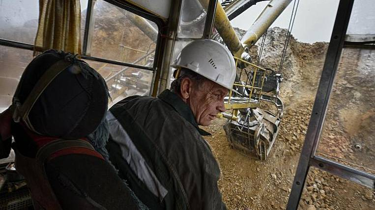 In the Trans-Baikal Territory will train miners