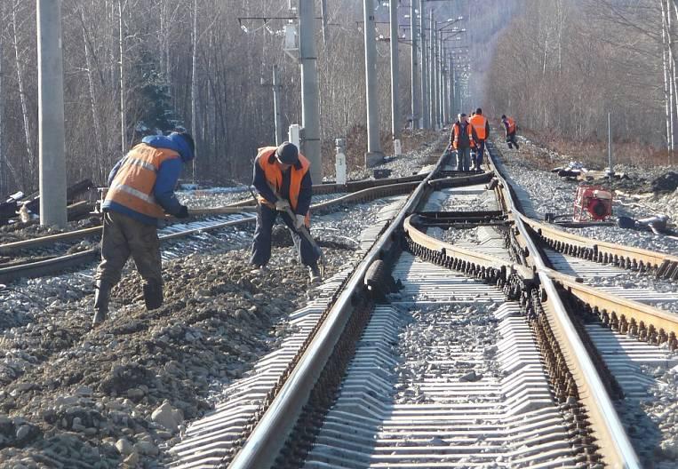Plus rails, minus tons