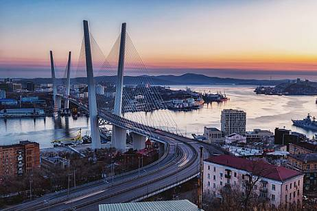 "DFVT financed the ""smart city"" project in Primorye"