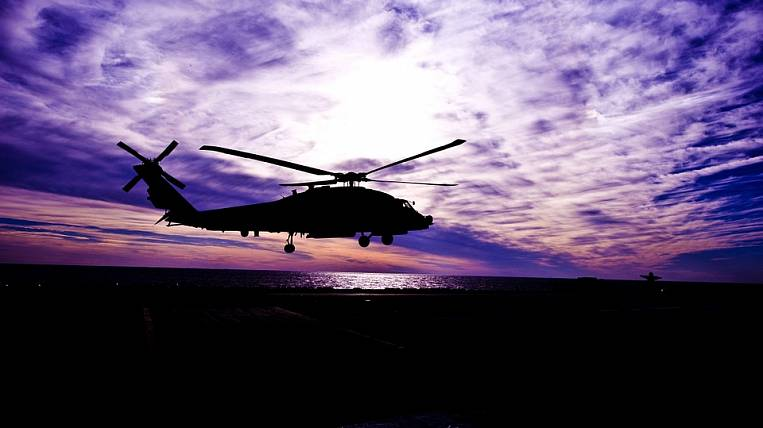 The helicopter commander was convicted after a hard landing in Kamchatka