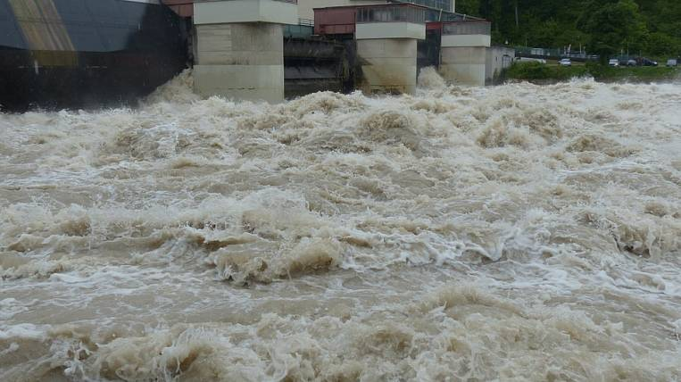 Two powerful typhoons will exacerbate the flood situation on the Amur