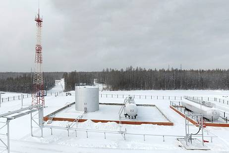 Gas supplies to be increased at the Otradninskoye field in Yakutia