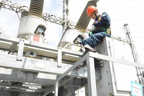 Primorye power engineers began the main renovation program in 2021