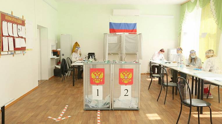 United Russia leads the elections to the State Duma in Buryatia