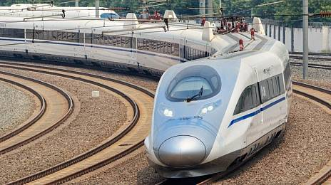 China is tuned for speed