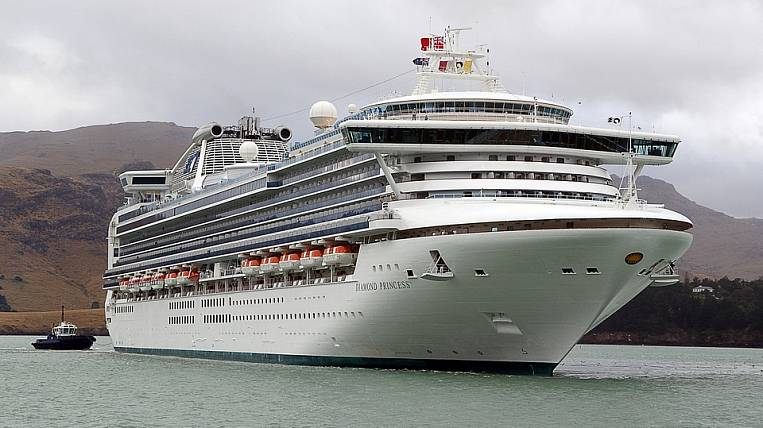 Seven passengers of Diamond Princess were discharged from a hospital in Primorye