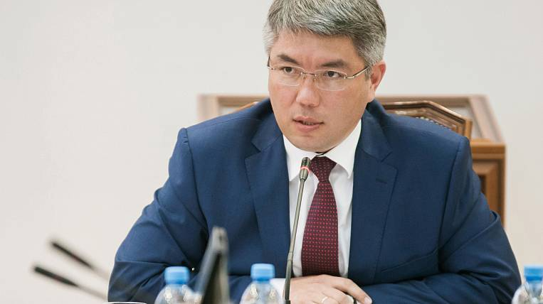 Protesters in Ulan-Ude demanded the resignation of the head of Buryatia
