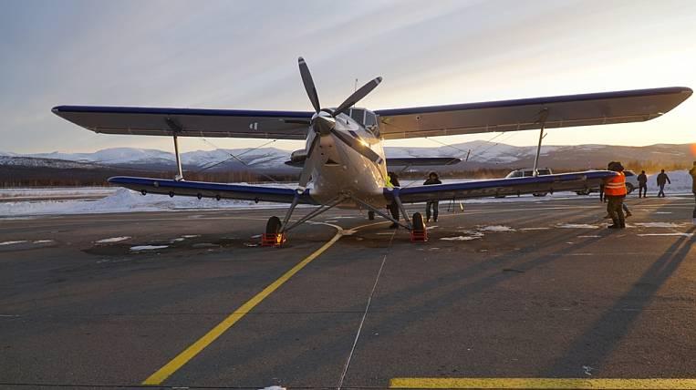 Biplanes will begin to operate on flights in the Magadan Region
