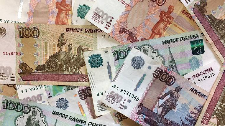 In April, the growth rate of real wages of Russians fell to 1,6%