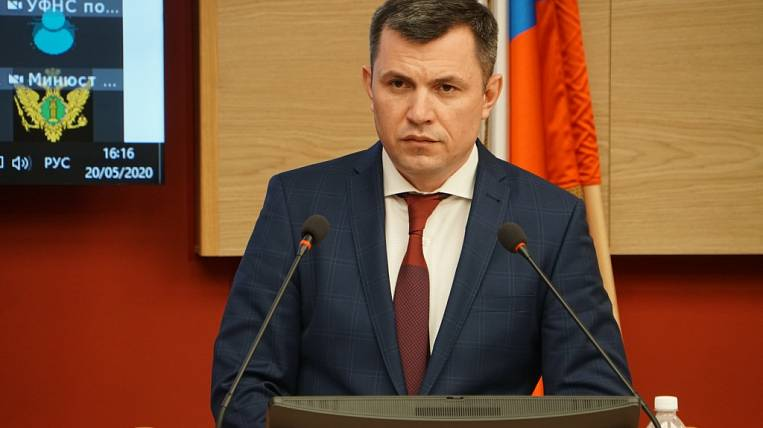 The head of the Angara region nominated a candidate for the post of the first deputy governor