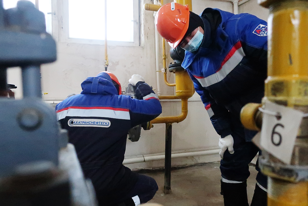 47 million rubles will be allocated for the modernization of gas networks in Yakutsk