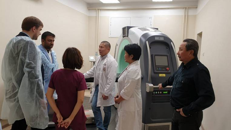 Indian investor wants to build hemodialysis centers in Buryatia