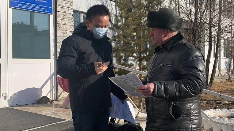Chinese man with coronavirus discharged from hospital in Chita