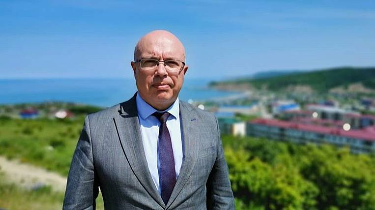 The head of the Tamarinsky district left his post on Sakhalin