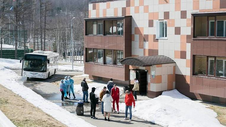 Employers will be required to keep workers in observatories on Sakhalin