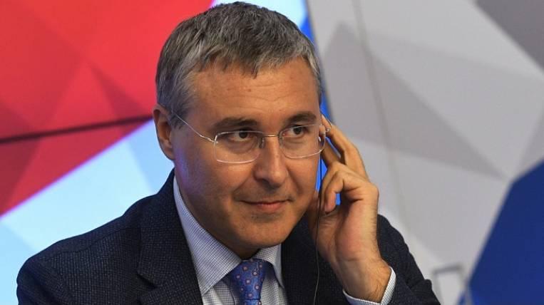 Science Minister Valery Falkov got coronavirus