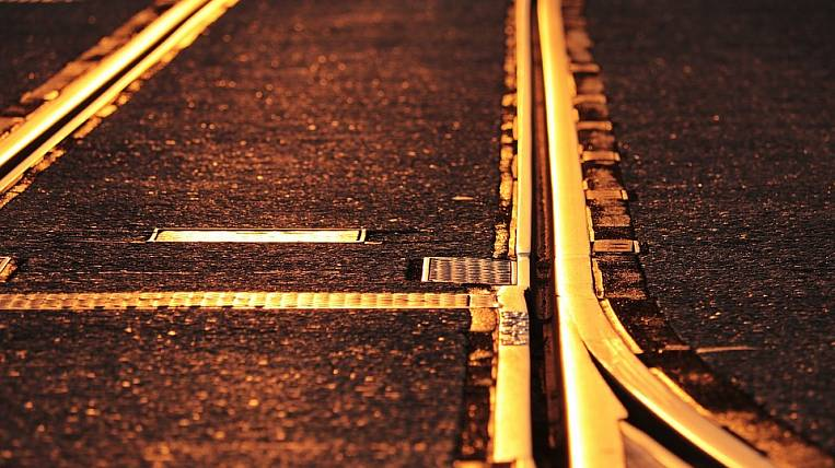 Traffic disturbed on the Trans-Siberian Railway