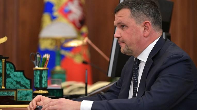 Maxim Akimov headed the Russian Post